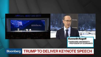 Trump Began China Work for Future Presidents: Harvard's Rogoff