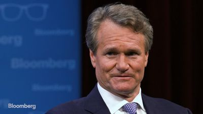 Bank of America CEO Moynihan Says He'll Have a Successor Ready