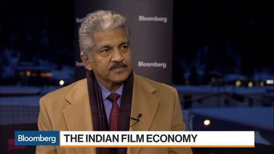 Anand Mahindra Sees 'Detoxification' of India's Economy