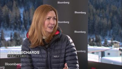 What Executives at Davos See as Market Risks in 2020