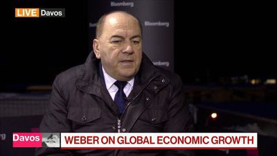 UBS's Weber Sees Negative Rates as a Distortion, Not a Useful Tool