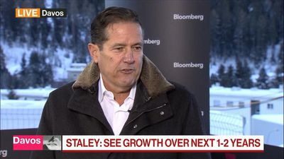 Staley: We Will See Economic Growth for Next 1 to 2 Years