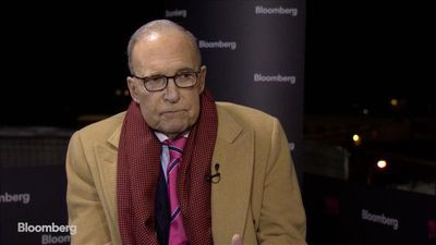 Kudlow Says Phase-One Trade Deal Is About Breaking Down Barriers