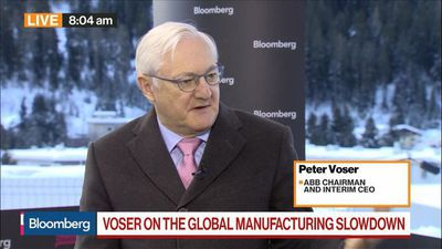 Don't See Clouds on Horizon, Says ABB's Voser