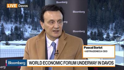 Astrazeneca CEO on Climate Change, China, Drug Industry Challenges