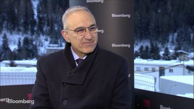 HPE's CEO Neri Sees 'Good Momentum' in Business Outside of U.S.