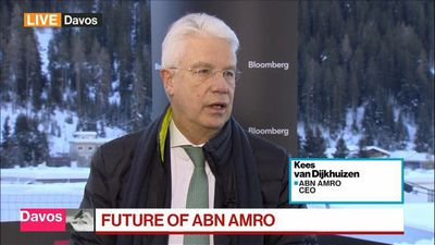 ABN Amro CEO Sees Money-Laundering Issues Resolved in Three Years