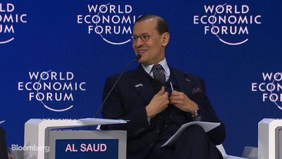 Saudi Energy Minister Says 'We Cannot Sit on Our Hands' Over Emissions