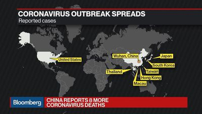 Death Toll Increases From Wuhan Virus