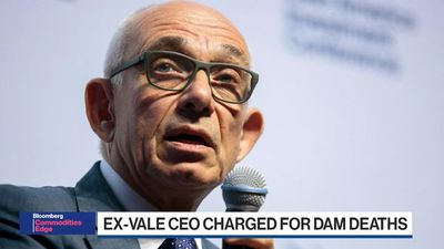From Mining Savior to Homicide Charges, the Fall of Vale's CEO