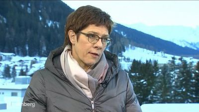 Kramp-Karrenbauer: German Cabinet Has Room for Improvement