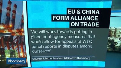 EU, China, Others Form Alliance to Settle Trade Disputes