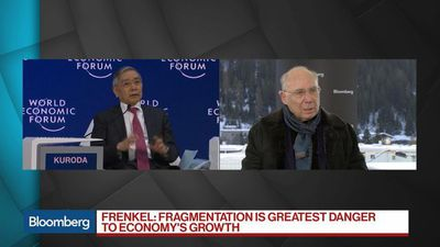 JPM's Frenkel: Fragmentation Is Greatest Danger to Economic Growth