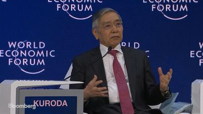BOJ Will Continue Accommodative Policy for Some Time, Kuroda Says