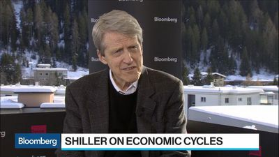 Yale's Shiller Says Now Is Not the Time for a Boom-Bust Death Knell