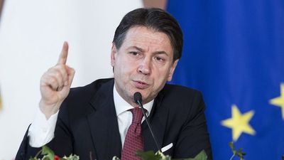 Conte's Coalition Boosted in Key Vote