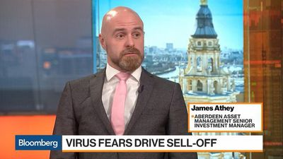 Virus Fears Drive Sell-Off