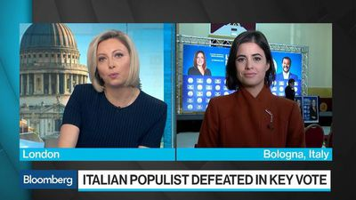 Salvini Suffers Setback in Italian Vote