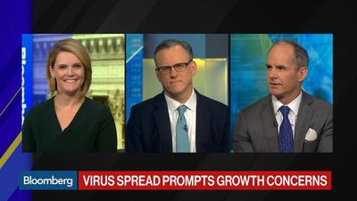 Virus Spread Prompts Growth Concerns