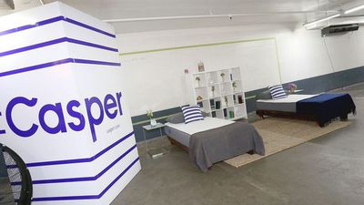 Casper Sleep to Test Wall Street's Risk Appetite Post-WeWork