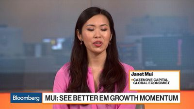 In 2020, Emerging Market Growth Better Than Developed Markets: Cazenove Capital