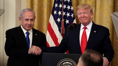 Trump Says Jerusalem Will Remain Israel's 'Undivided Capital'