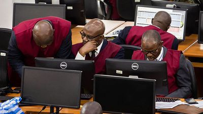 Africa in Focus: No One Wants to Be a Nigerian Stock Trader