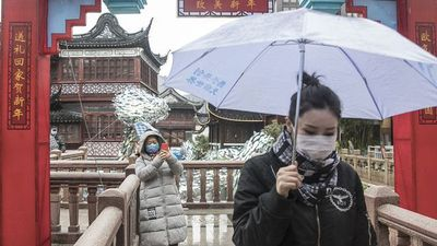 China Coronavirus Death Toll Climbs