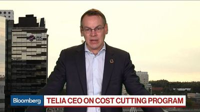 Telia Cash Flow Impacted by Taxes in 2020, Says CEO