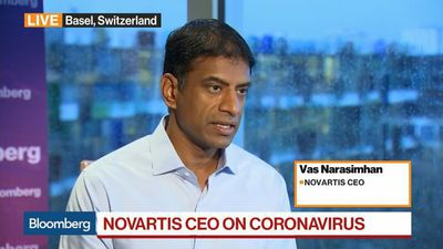 Finding Coronavirus Vaccine Could Take More Than a Year: Novartis CEO