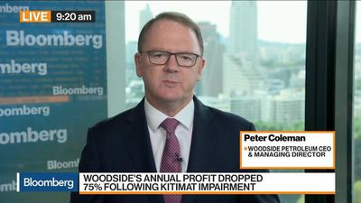 Woodside CEO: U.S. LNG Sellers May Cut Volumes if Low Prices Persist