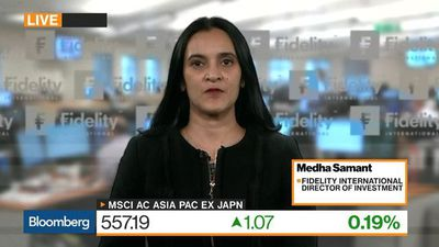 Investors in Asia Are Pricing in Moderate Stimulus: Fidelity's Samant