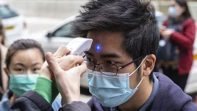 China's Total Coronavirus Confirmed Cases Rise to 72,436