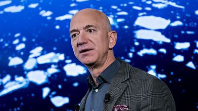 Bezos Commits $10 Billion to Fight Climate Change