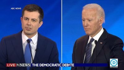 Buttigieg Says Democrats Need to Be United Against Trump