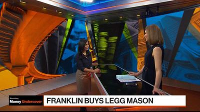 Burning Issues: Franklin Buys Legg Mason, SoftBank's Missteps & Real Estate Redemptions