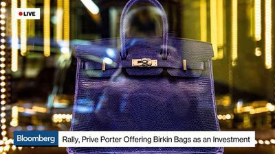 Rally, Prive Porter Offering Birkin Bags as an Investment