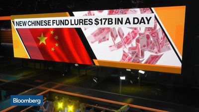 New Chinese Fund Lures $17 Billion in a Day