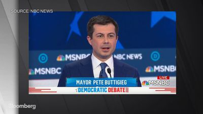 Buttigeg Calls Sanders and Bloomberg the 'Most Polarizing'