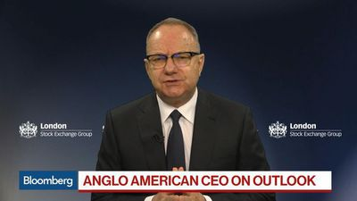 Anglo American's Focus Is on Quality Assets, Says CEO