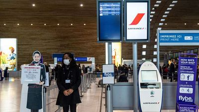 Virus Will Impact Air France's Short-Haul Operations, CFO Says