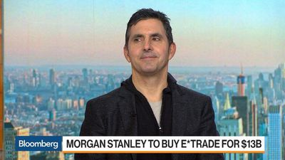 Wells Fargo's Mike Mayo on Morgan Stanley Agreement To Buy E*Trade