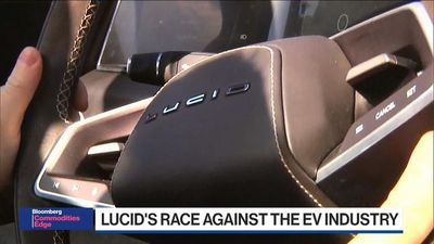 Lucid Motors Can Coexist with Tesla, Need to Raise More Funding: CEO Rawlinson