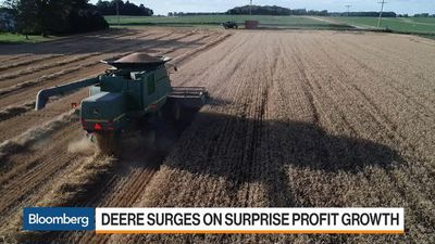 Deere Rally 'Too Early' With China Ag Purchases Unclear: JPM's Duignan