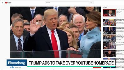 Trump Campaign to Take Over YouTube Homepage on Election Day