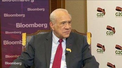 OECD Secretary-General Angel Gurria on The Global Impacts Of Coronavirus