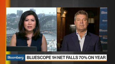 Bluescope Steel Won't Have Any Earnings Out of China in Second Half: CEO