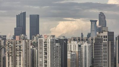 China's Property Sector Faces Cash Crunch