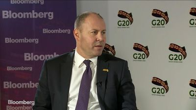 Australia's Economy Is 'Remarkably Reslilient,' Says Frydenberg