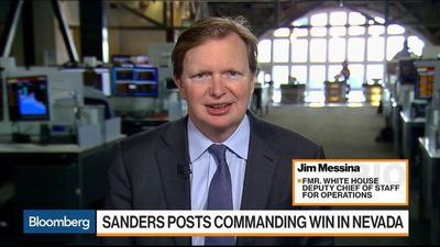 Sanders Will Have the Biggest Struggle in the General Election, Says Messina Group CEO